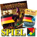 Essen Releases Available in German + Bonus Artifact