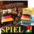 Essen Releases Available in German + Bonus Artifact