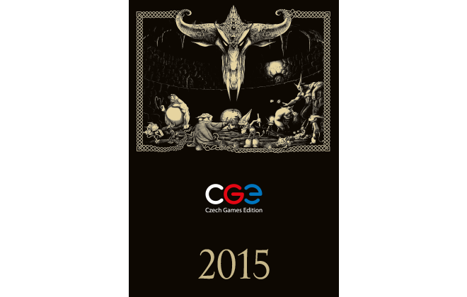 Happy New Year 2015 with CGE Calendar