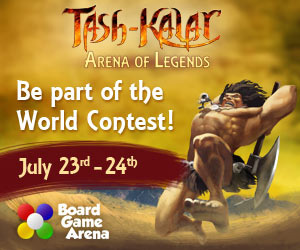 Official Word Contest of Tash-Kalar: Arena of Legends