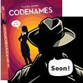 CODENAMES: in stores soon!