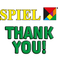 Essen Spiel 2015 is over. It's time to say Thank you!