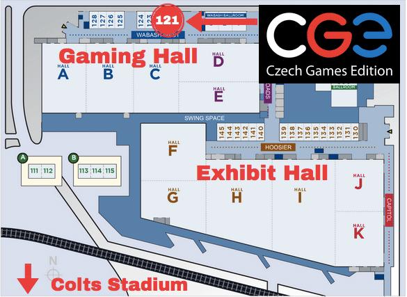 Codenames: Pictures & Gen Con 2016 pre-order! map