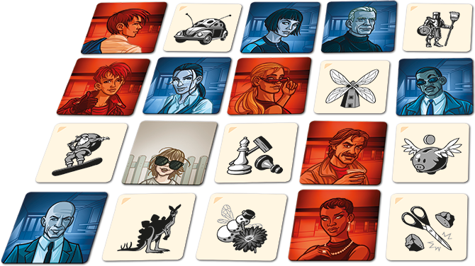 Codenames: Pictures – official announcement!