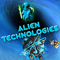 Alien Technologies expand the known galaxy!