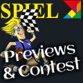 New releases: Sneak previews & BGG contest!