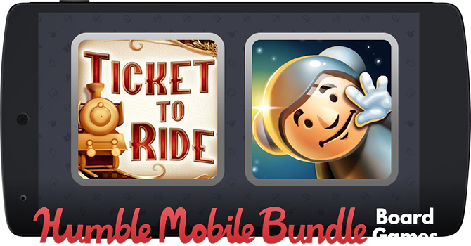 The Humble Mobile Bundle: Board Games