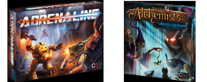 Adrenaline & Alchemists expansion availability