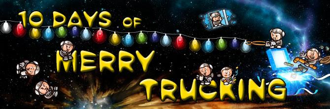 10 Days of Merry Trucking