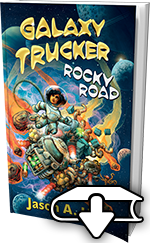 eBook Galaxy Trucker: Rocky Road is available!