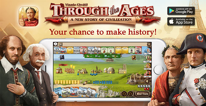Through the Ages is available now!