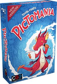 Pictomania Second Edition -  Czech Games Edition