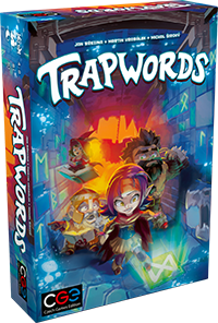 Trapwords release announcement [box]