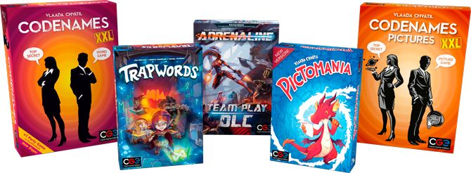 Our new games for 2018