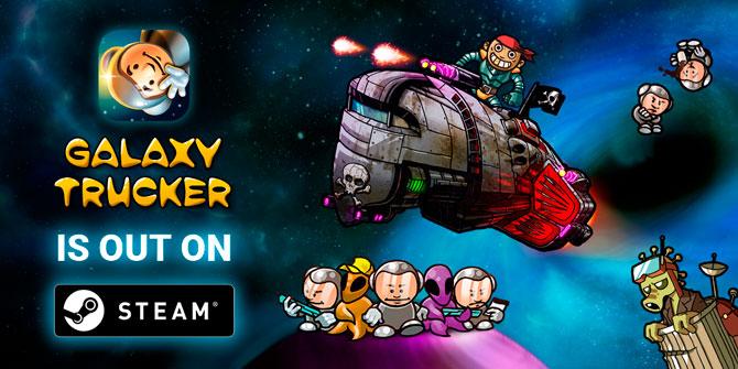 Galaxy Trucker Finally Lands on Steam!