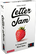 Letter Jam (T.O.S.) -  Czech Games Edition