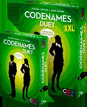 Codenames: Duet XXL (box)