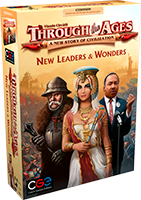 Gen Con '19: Through the Ages: New Leaders and Wonders