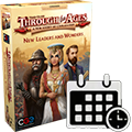 Through the Ages: New Leaders and Wonders release date!