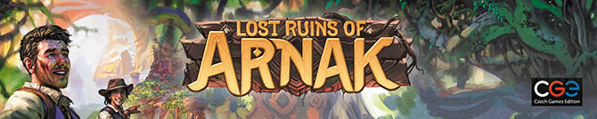 Lost Ruins of Arnak – announcement of a new game for 2020