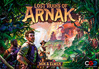 Lost Ruins of Arnak cover