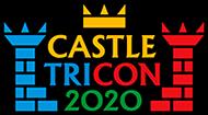 Castle TriCon 2020 logo