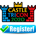 Free Registration for Castle TriCon is open now!