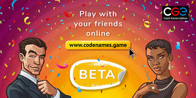 Codenames.game leaves beta