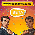 Codenames.game at the Castle TriCon event!