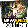 New Solo Content for Lost Ruins of Arnak