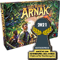 Lost Ruins of Arnak Nominated for Kennerspiel des Jahres 2021