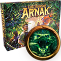 The third chapter of the Lost Ruins of Arnak solo campaign is out