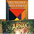Lost Ruins of Arnak wins Deutscher Spielepreis