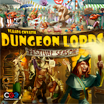 Dungeon Lords: Festival Season box