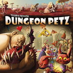 Dungeon Petz: Dark Alleys box
