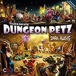 Dungeon Petz: Dark Alleys - box