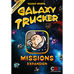 Galaxy Trucker: Missions Expansion -  Czech Games Edition