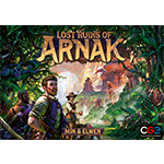 Lost Ruins of Arnak (T.O.S.) -  Czech Games Edition